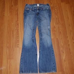 True Religio Joey Jeans size 28x32